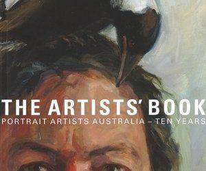 The Artists Book by Portrait Artists Australia