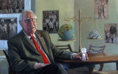 "Portrait of Basil Hetzel ""The Remedy"""