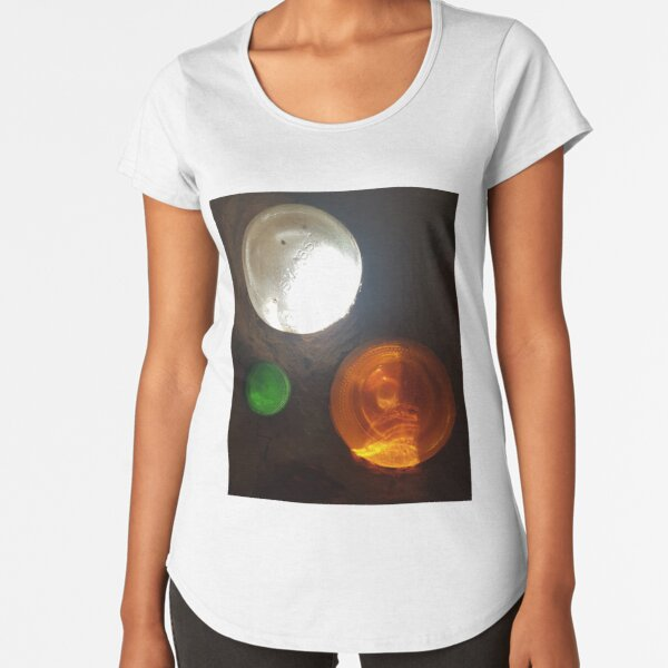 Premium scoop neck t-shirt, t-shirts, Magpie Springs, Avril Thomas, womans fashion, womens outfit, clothing,