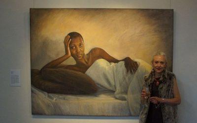 Women Painting Women – Exhibition Burrinja Cultural Centre   Avril Thomas