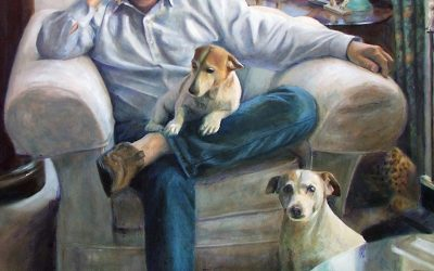South Australian Artist Avril Thomas specializing in Contemporary Traditional Portraiture